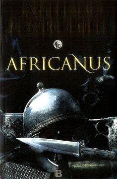 portada Africanus 1. El Hijo del Cónsul
