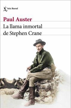 portada La Llama Inmortal de Stephen Crane