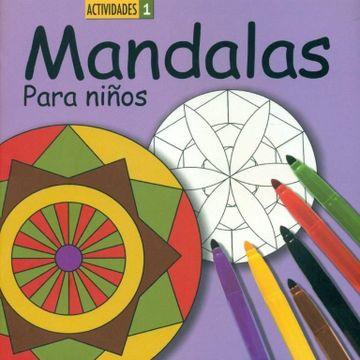 portada Mandalas Para Niños 1 (Libros Infantiles) - 9788492736744