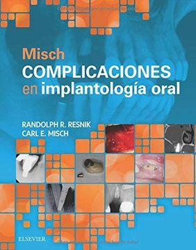 portada Misch. Complicaciones en Implantologia Oral