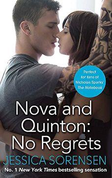 portada Nova and Quinton: No Regrets (Breaking Nova)
