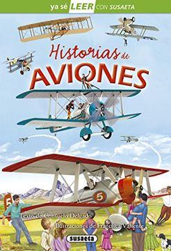portada Historias de Aviones