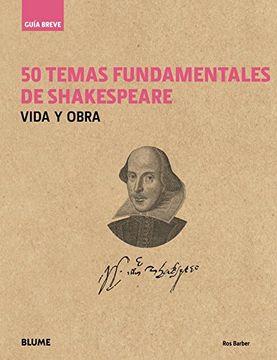 portada 50 Temas fundamentales de Shakespeare