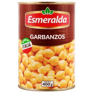 portada GARBANZOS (400g) marca Esmeralda