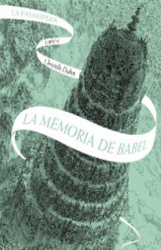 portada La Memoria de Babel la Pasaespejos 3