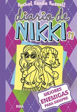 portada Diario de Nikki 11. Mejores Enemigas Para Siempre