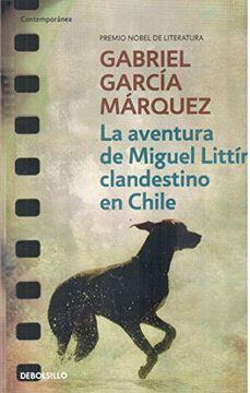 portada Aventura de Miguel Littin, Clandestin