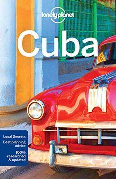 portada Lonely Planet Cuba (Travel Guide) (libro en Inglés)