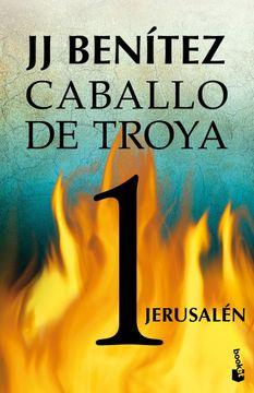portada Caballo de Troya 1. Jerusalén