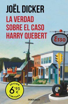 portada La Verdad Sobre el Caso Harry Quebert