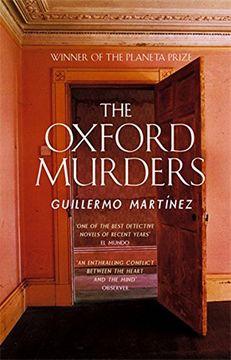 portada The Oxford Murders