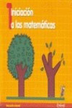 portada educación infantil 3 años - iniciación a las matemáticas 1