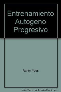 portada entrenamiento autogeno progresivo