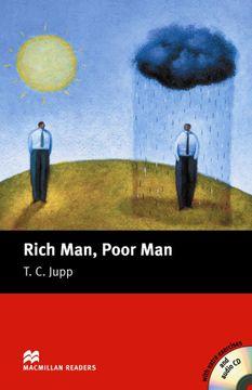 portada Mr (b) Rich Man, Poor man pk: Beginner (Macmillan Readers 2005) (libro en Inglés)