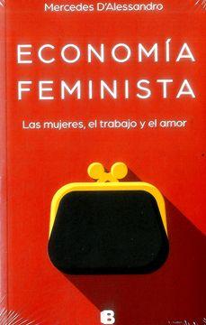 portada Economía Feminista. Las Mujeres, el Trabajo y el Amor