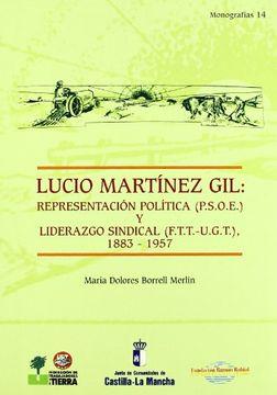 portada Lucio Martínez Gil :