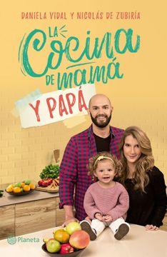 portada La Cocina de Mamá y Papá
