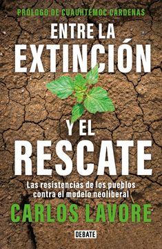 portada Entre la Extinción y Rescate