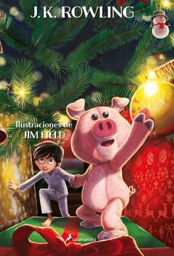 portada El Cerdito de Navidad