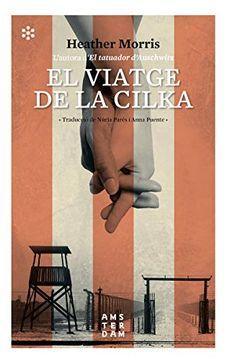 portada El Viatge de la Cilka (libro en Catalán)