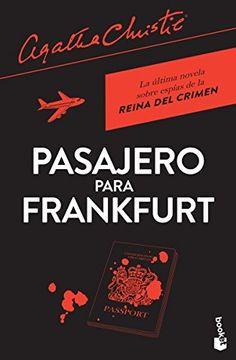 portada Pasajero Para Frankfurt