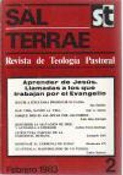 portada Sal Terrae (Revista De Teología Pastoral), 12. Diciembre 1986