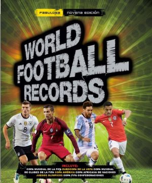 portada World Football Records 2017