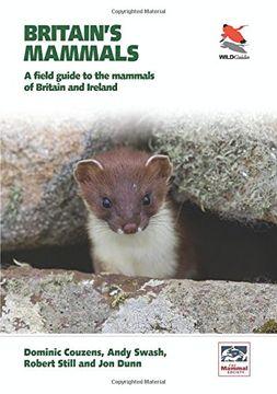 portada Britain's Mammals: A Field Guide to the Mammals of Britain and Ireland (Princeton University Press (WILDGuides))