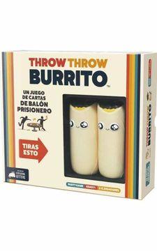 portada Throw Throw Burrito Asmodee
