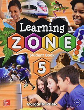 portada Learning Zone 5 Student boo