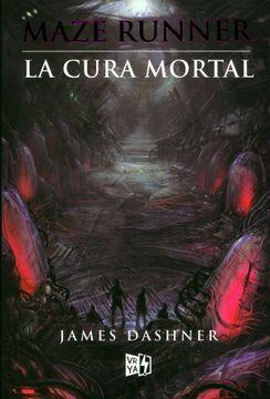 portada Maze Runner, la Cura Mortal