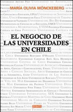 portada El Negocio de las Universidades en Chile