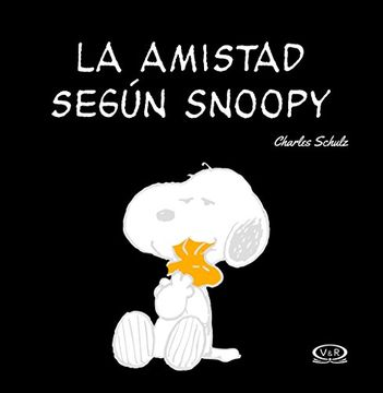 portada La Amistad Según Snoopy