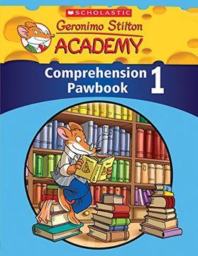 portada Geronimo Stilton Academy: Comprehension Pawbook Level 1 (libro en Inglés)