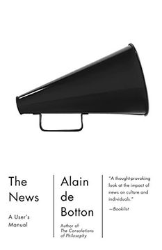 portada The News: A User's Manual (Vintage International) (libro en Inglés)