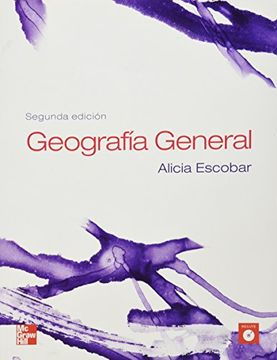 portada Geografía General con cd 2ed (Mcgraw-Hill)