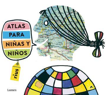 portada Atlas Para Niñas y Niños