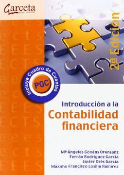 portada Introducción a la Contabilidad Financiera