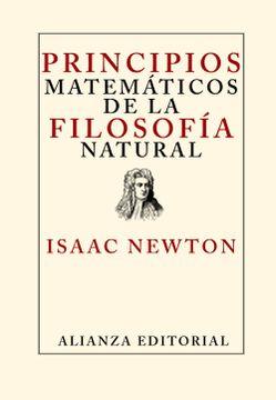 portada Principios Matemáticos de la Filosofía Natural