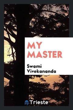 portada My Master (libro en Inglés)
