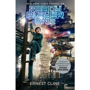 portada Ready Player One (edicion Pelicula)