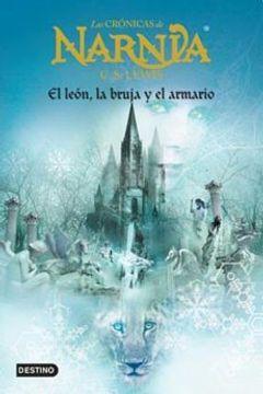 portada El Leon, la Bruja y el Armario (Cronicas de Narnia #2)