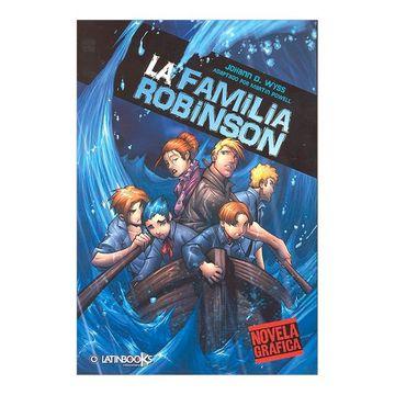 portada La Familia Robinson