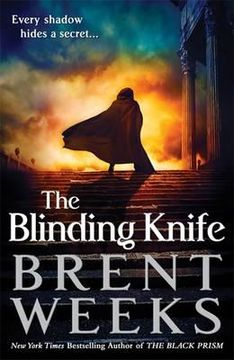 portada the blinding knife. brent weeks