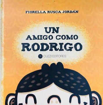 portada Un Amigo como Rodrigo