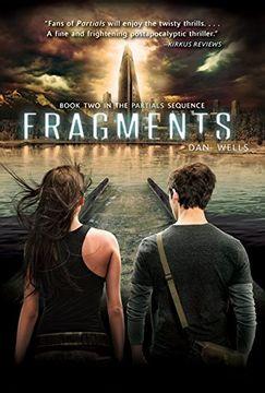portada Fragments (Partials) (libro en Inglés)