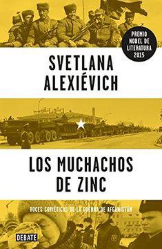 portada Los Muchachos de Zinc