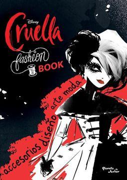 portada Cruella. Fashion Book