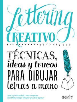 portada Lettering Creativo