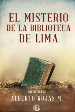 portada El Misterio de la Biblioteca de Lima